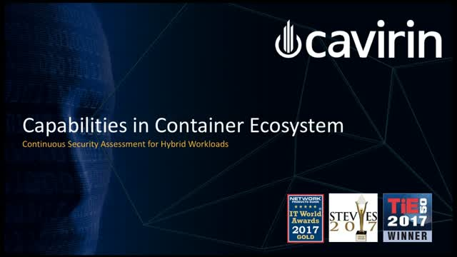 Cavirin Docker Ecosystem Contributions and Solutions