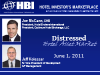 Distressed Hotel Asset Market