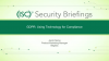 Security Briefings Part 1: GDPR - Using Technology for Compliance