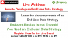 Endpoint Backup is not Enough - You Need an End-user Data Strategy