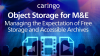 Object Storage for M&E: Manage Expectation of Free Storage & Accessible Archives