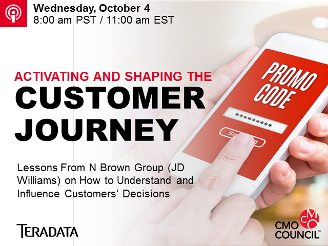 Activating and Shaping the Customer Journey