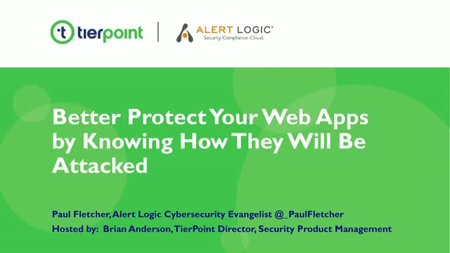 Better Protect Your Web Apps by Knowing How They Will Be Attacked