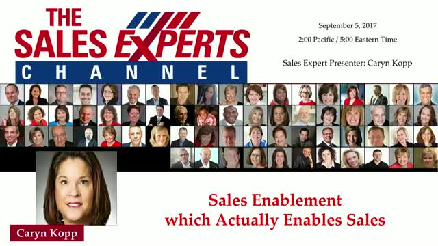 Sales Enablement which Actually Enables Sales