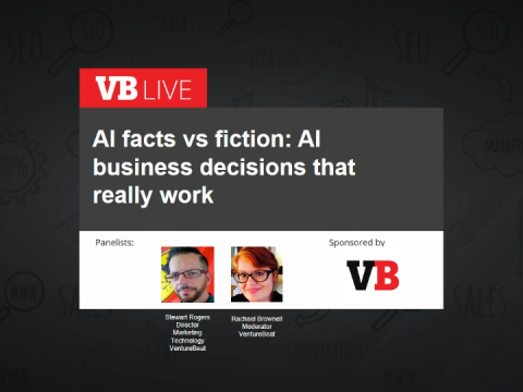 AI facts vs fiction: AI business decisions that really work