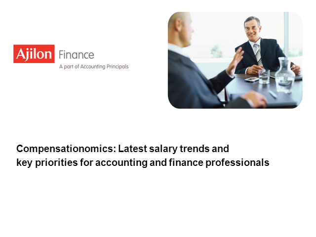Compensationomics: Salary Trends for Employers and Job Seekers