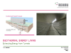 Geothermal Tunnel heating or cooling