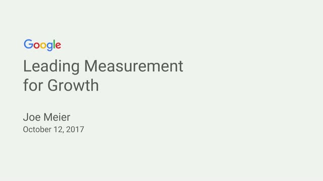 Evolving Your Marketing Metrics: Moving to CLTV and Business Outcomes