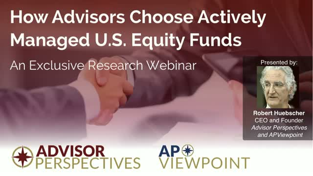 How Advisors Choose Actively Managed U.S. Equity Funds