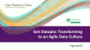 """Get """"Datopia"""": Transforming to an Agile Data Culture"""