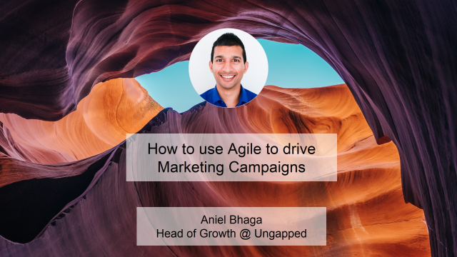 How to Use Agile to Drive Marketing Campaigns