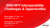 SDN/NFV Interoperability – Challenges & Opportunities