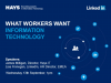What Workers Want: Information Technology