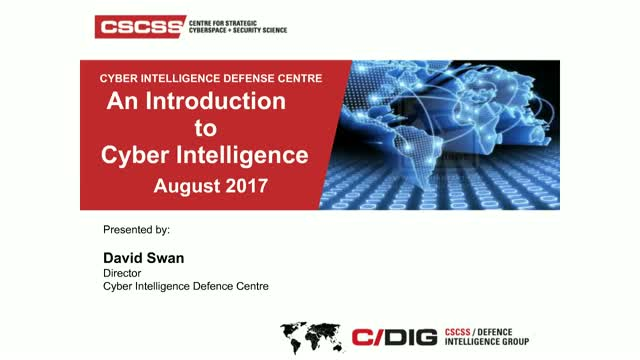 Introduction to Cyber Intelligence