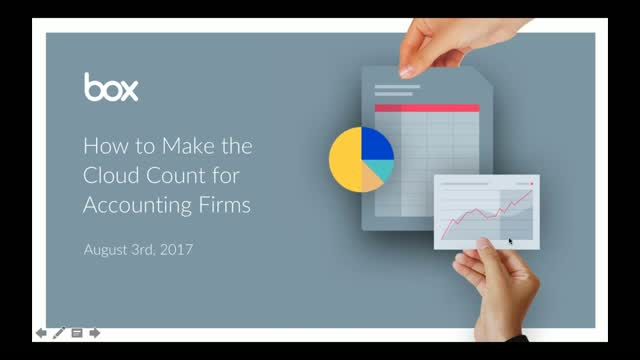 5 reasons successful CPA firms are transitioning to the cloud