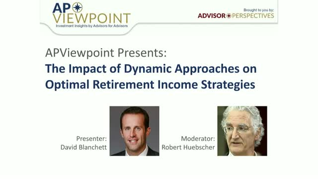 The Impact of Dynamic Approaches on Optimal Retirement Income Strategies