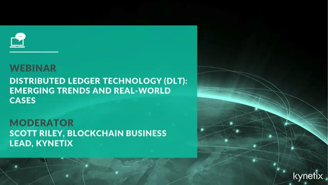 Distributed Ledger Technology (DLT): Emerging Trends and Real-world Cases