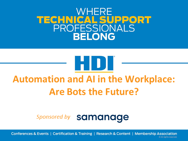 Automation and AI in the Workplace: Are Bots the Future?