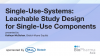 SUS Leachable Testing: Leachable Study Design for Single-Use Components