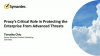 Learn how Proxy Plays a Critical Role in Protecting Your Enterprise