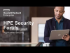 HPE Security Fortify - Application Security