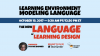 Learning Environment Modeling Language: The New Language of Learning Design