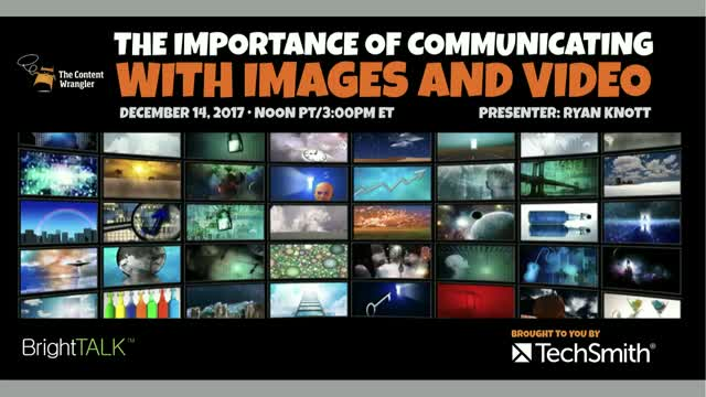 The Importance of Communicating with Images and Video