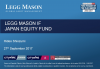 Legg Mason IF Japan Equity Fund