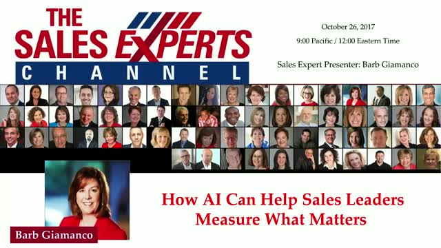How AI Can Help Sales Leaders Measure What Matters