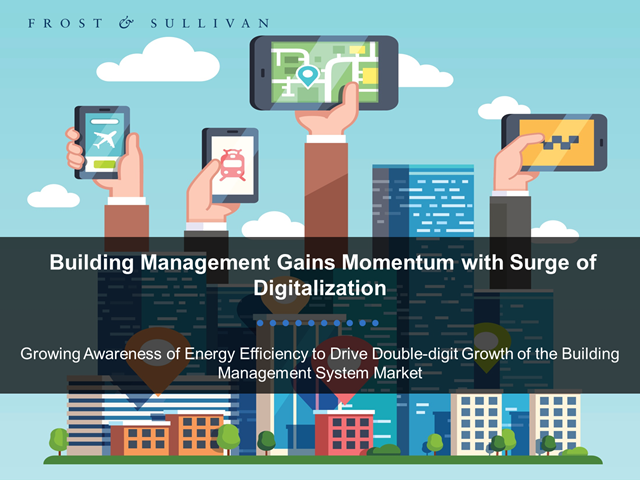 Building Management Gains Momentum with Surge of Digitalization