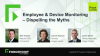 Employee & Device Monitoring – Dispelling the Myths