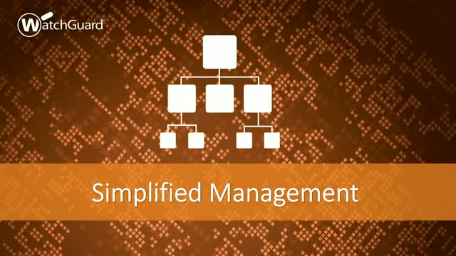 Our Security, Delivered Your Way: Simplified Management