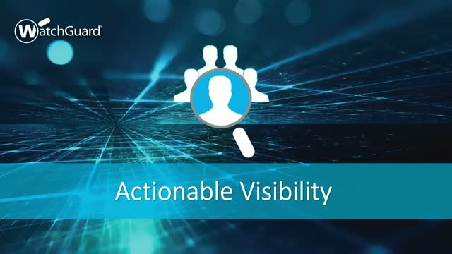Our Security, Delivered Your Way: Actionable Visibility