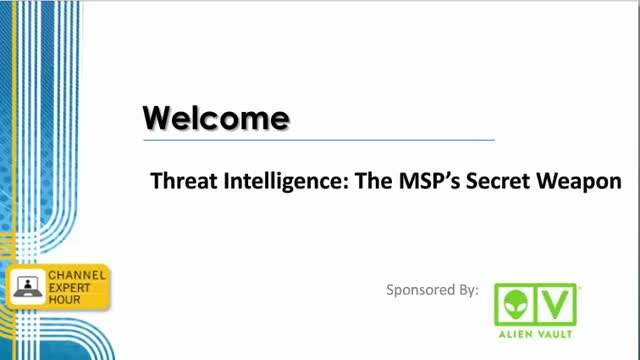Threat Intelligence: The MSP's Secret Weapon