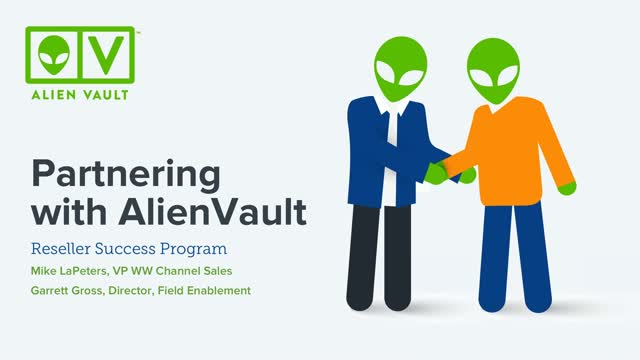AlienVault Partner Program: An Intro to AlienVault USM
