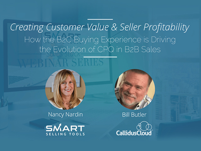Creating Customer Value & Seller Profitability: How the B2C buying experience is