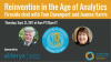 Reinvention in the Age of Analytics - A Fireside Chat with Davenport and Harris