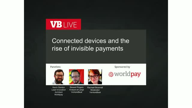 Connected devices and the rise of invisible payments