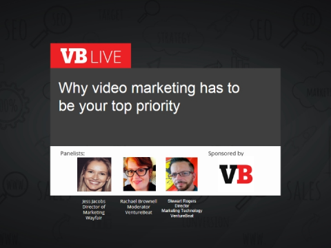 Why video marketing has to be your top priority