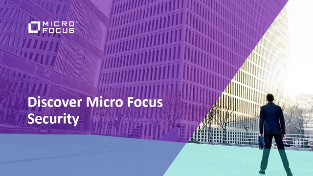 Discover Micro Focus Security