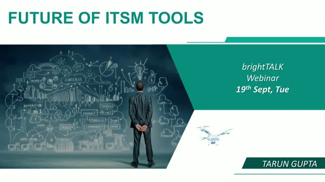 The Future of ITSM Tools