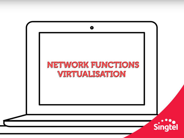 What is NFV? Singtel NFV explained