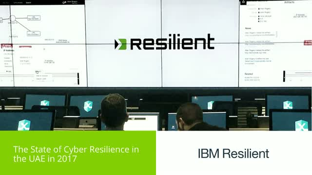 The State of Cyber Resilience in the Middle East - new industry research