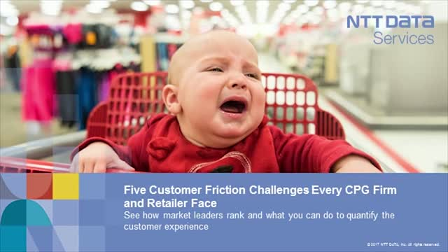 Five Customer Friction Challenges Every CPG Firm and Retailer Face