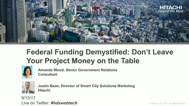 Federal Funding Demystified: Don't Leave Your Project Money on the Table