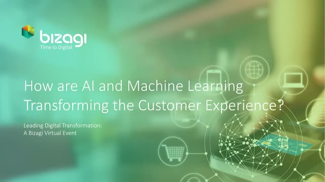 How are AI and Machine Learning transforming the Customer Experience?