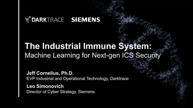 An Industrial Immune System: AI Cyber Defense for OT, Sensors & IoT Devices