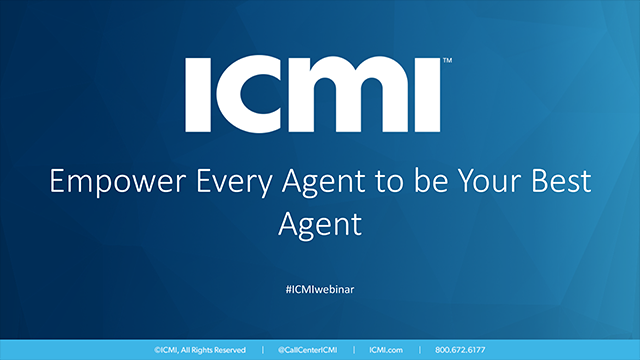 Empower Every Agent to be Your Best Agent