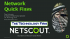 Network 'Quick Fix' – 5 minute troubleshooting tricks with OptiView XG