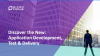 Discover the New: Application Development, Test and Delivery